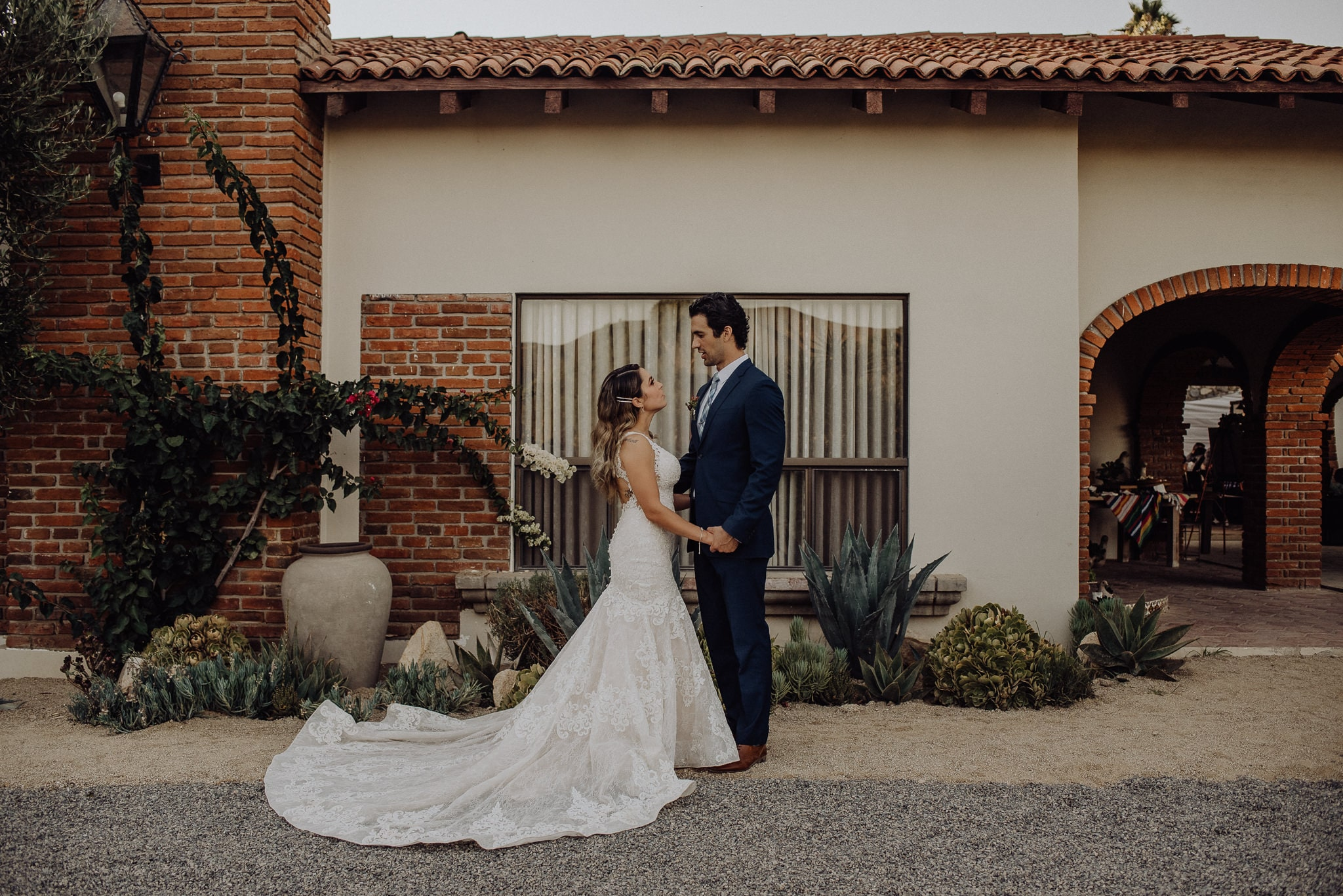 Janet + Stephen | The Barelas Vineyard Wedding in Baja